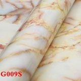 Papel pintado del PVC, paño de pared, Wallcovering, papel de empapelar, tela de la pared, solando la hoja, solando el rodillo, papel pintado