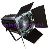 Luz del punto del LED Fresnel para la iluminación de la etapa del estudio de la TV