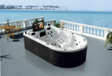 Monalisa 3 Meter Outdoor Swim SPA Hete Tonnen