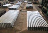 Gli strati d'acciaio galvanizzati del tetto hanno ondulato i prodotti siderurgici della lamiera di acciaio