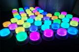 La sorgente dello stoppino della lampada del LED per gli eventi delle mobilie che si illuminano sotto la Tabella illumina le lampade