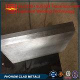 電気陽極アセンブリのためのアルミニウムチタニウムのステンレス鋼3layersの転移の接合箇所