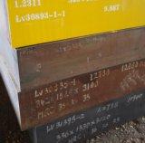 Het hoge Staal van de Matrijs van het Werk van de Hardheid Koude (SKD12, A8, 1.2631)