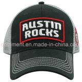 Feuille d'Argent métallisé Imprimer tHead broderie Snapback Trucker Cap ( TRSD05 )
