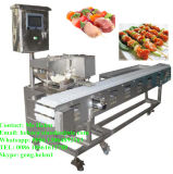 Grande machine de viande de brocheuse / brochette Satay Machine