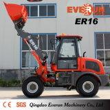 Gabel-Ladevorrichtung der Qingdao-Everun neue landwirtschaftliche Maschinen-Er16 Graaple mit elektrischem Steuerknüppel