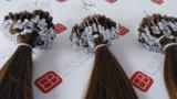 Micro cabelo do Virgin do cabelo humano de Remy da extensão do cabelo do anel
