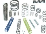La Cina Custom Steel Helical Compression Springs per Various Types