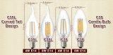 Lampada ad incandescenza di C35 1-2W E14/B15