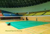 Сертификаты Bwf для крытого Badminton резвятся настил