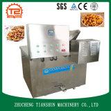 Arachide semi-automatique Heated électrique de plein pétrole faisant frire la machine et la friteuse