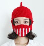 Шлем специального рыцаря маски Handmade связанный