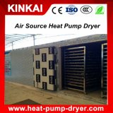 Vegetal de circulação do ar quente que desidrata máquina de secagem do alho da cebola da máquina