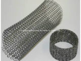 Edelstahl-304/Galvanized/Copper gestrickte Draht-Filetarbeit