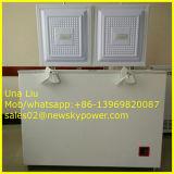 Congélateur actionné solaire de crême glacée de congélateur de compresseur de C.C