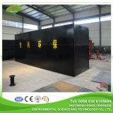 Equipo integrado subterráneo de las aguas residuales para eliminar las aguas residuales de la impresión y del teñido
