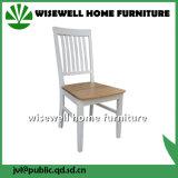 Cadeira de madeira bicolor do pinho contínuo