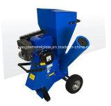 Shredder Chipper de madeira agricultural da maquinaria 9HP