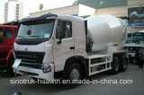 Caminhão do misturador concreto de Sinotruck HOWO 6X4 371HP 10cbm