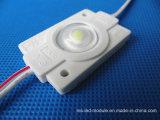 1.5W imprägniern Baugruppe der Einspritzung-LED mit optischem Len