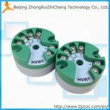 Transmissor da temperatura com o usuário da saída 4-20mA para PT100