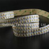 LED 명부 두 배 줄 LED 3528SMD 24VDC 유연한 지구 빛