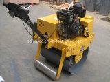 販売(FYL-700)のための道ローラーのバイブレーターの後ろの小さい500kg歩行