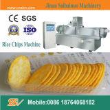 Galleta fina tailandesa industrial automática del arroz que hace la máquina