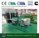 conjunto de generador de la gasificación de la biomasa 100kw o Genset