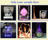 гравировальный станок лазера 3D для Small Home Business Made в Китае