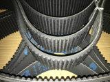 Courroie à nervures en caoutchouc industriel poly V avec le rendement élevé de Transmision et le Noice inférieur