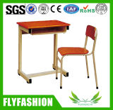 Hölzernes Modern Middle Student Desk und Chair (SF-07S)