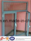 Guichet en aluminium neuf de vente directe d'usine de la Chine