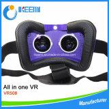 Vetro tutto di realtà virtuale in uno con i vetri del sistema Vr