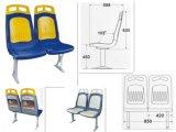 De nieuwe Plastic Zetel van de Bus van de Bus van de Stad