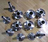 精密炭素鋼CNCの回転ニッケルメッキの部品