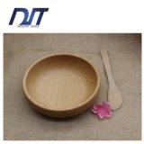 Placa de sobremesa de madeira para os pratos de madeira de Teste da fruta seca