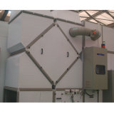 Jet Bootn de peinture avec le système économiseur d'énergie à extrémité élevé de norme européenne