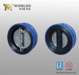 Задерживающий клапан плиты EPDM польностью выровнянный двойной (H77X-10/16)