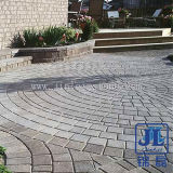 庭/Landscape Projectのための炎にあてられたNatural Granite Paving Stone