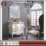 Governo di stanza da bagno sanitario degli articoli di legno solido della mobilia della camera da letto (B8057)