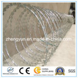 Engranzamento de fio galvanizado do ferro/cerca soldada do engranzamento de fio
