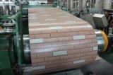 Die beschichtete Farbe der Lackierungs-25/11micron Z40-90 galvanisierte Stahlring PPGI