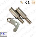 Части сплава точности Lathe CNC Titanium
