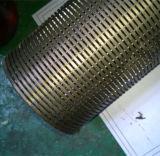 Filtro magro do poço de água do fio Screen/Ss da cunha do diâmetro 20micron