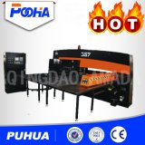 Punzonadora hidráulica del CNC para el precio del metal de hoja