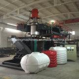 3 tanque camadas do cilindro e de água do HDPE grande que faz a máquina