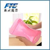 Cesta flexible plástica suave del pequeño escritorio plástico de los PP