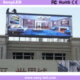 P6mm 광고를 위한 옥외 영상 Fullcolor LED 벽 표시판