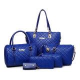 ثبت حقيبة يد متأخّر جديد لأنّ إمرأة مصمّم حقيبة 6 في 1 حقيبة مجموعة